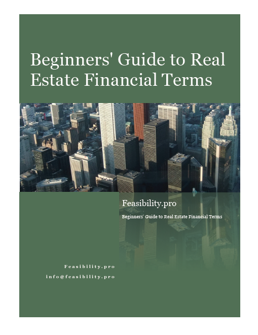 Real Estate Financial Terms