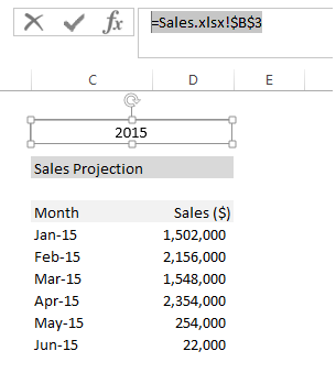 Replacing Links with Values in Excel