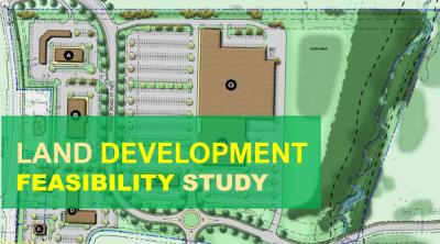 Land development feasibility study